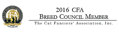CFA BREED COUNCIL