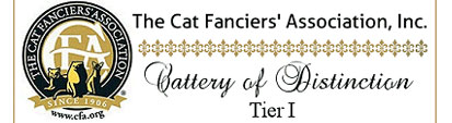 THE CAT FANCIERS